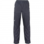 The North Face Resolve Pant Damen Gr. XS/R - grau schwarz / TNF black - Regenhosen