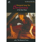 Margaret Leng Tan: Sorceress of the New Piano/The Maverick Piano [DVD]
