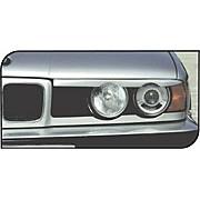 Paupiere de phare BMW Serie 5 E34 C234 ABS