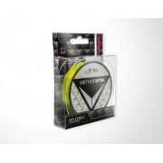 FIN METHOD SPIN 150m/žltá0,12mm 2,9lbs
