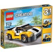 LEGO® Creator 31046 Sárga gyorsasági autó.