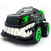 Veecome GW127 Control Remoto Car Stunt Inverted y 360 Rotation Cars Juguetes para niños 2.4G Flash Lights Regalo de cumpleaños Regalos de Navidad RC Car Green