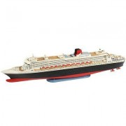 Maquette Bateau : Model-Set : Queen Mary 2-Revell