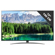 LG Tv-led-plus-52-pouces LG - NanoCell - 75SM8610PLA - Smart TV - Intelligence Artificielle