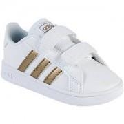 Adidas Witte Grand Court velcrosluiting 26