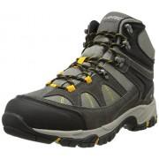 Hi-Tec Men's Altitude Lite I WP Hiking Boot Charcoal/Warm Grey/Gold 8.5 D(M) US