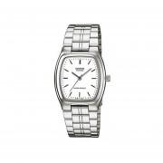 Reloj Analógico Mujer Casio LTP-1169D-7A - Plateado con Blanco