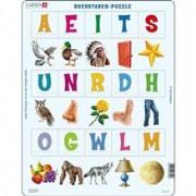 Puzzle Primele Cuvinte In Limba Germana, 15 Piese Larsen Lrls2-De