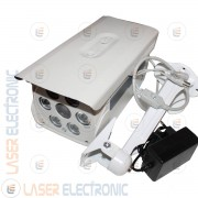 Telecamera Professionale CCD Sony Effio-P WDR 800TVL 6x Array Led White Light 50MT