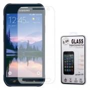 Geam Protectie Display Samsung Galaxy S6 Active SM-G890 Tempered Arc Edge