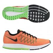 Nike Men's Air Zoom Pegasus 32 Total Orange,Black,Ghost Green,Voltage Green Running Shoes -9 UK/India (44 EU)(10 US)