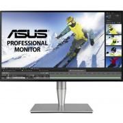 "Monitor IPS LED ASUS 27"" PA27AC, WQHD (2560 x 1440), HDMI, DisplayPort, Pivot, Boxe, 5 ms (Negru/Argintiu)"