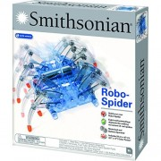 Smithsonian Robo Spider with 66 plastic robo spider parts