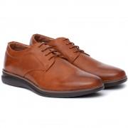 Pantofi barbati Gilberto cu talpa din spuma, Maro 42