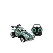 Carrinho De Controle Remoto Garagem S/a Blast Verde - Candide