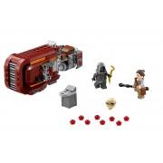 LEGO Star Wars Episode 7 Rey's Speeder