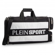 Plein Sport Torba PLEIN SPORT - Medium Travel Bag Original P19A MBD0137 STE003N Black 02