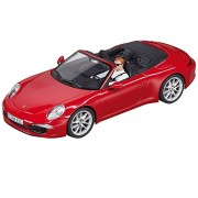 Carrera Digital 132 30772 Porsche 911 Carrera S Cabriolet, Red