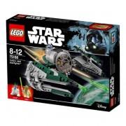 Конструктор LEGO Звездные войны Звёздный истребитель Йоды?
