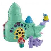Fisher-Price Little People Disney Princess Ariel and Sebastian Playset