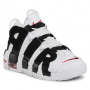 Обувки NIKE - Air More Uptempo (Gs) 415082 105 White/Black/University Red