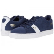 PUMA Suede New Classic PeacoatPuma WhitePuma Team Gold