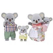 "Epoch Sylvanian Families Sylvanian Family Doll ""Fs-15 Family of Koala"" by Epoch"