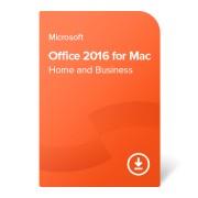 Microsoft Office 2016 Dla Użytkowników Domowych i Małych Firm na Mac ESD elektroniczny certyfikat