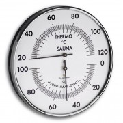 Термометър - хигрометър за сауна - 40.1032