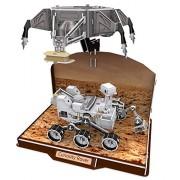 Dzine Mars Curiosity Rover 3D Puzzle