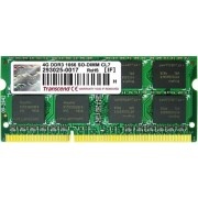 Memorie Laptop Transcend TS4GAP1066S MAC DDR3, 1x4GB, 1066MHz, CL7
