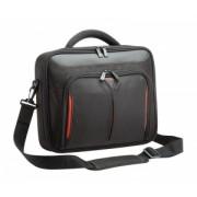 Geanta Laptop Targus Classic+ 15 - 15.6 inch Negru/Rosu