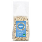 Davert Fulgi din 4 cereale bio Bioland 500g