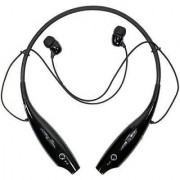 GO SHOPS HBS-730 Wireless Bluetooth Stereo Sport Earphone with Call Functions (Black)
