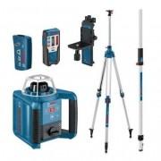 Nivela laser cu linii Bosch GRL 300HV+BT170+GR 240