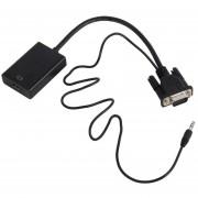 Plug And Play Con Entrada De Audio Para PC Portátil DVD STB