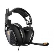 ASTRO Gaming A40 Xbox One Edition Biauricular Diadema Negro, Azul, Gris auricular con micrófono Auriculares con micrófono (Consola de juegos, Biauricular, Diadema, Negro, Azul, Gris, Dinámico, 2.6N)
