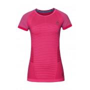 Odlo Funktions-T-Shirt Ceramicool Motion, Rundhals rosa