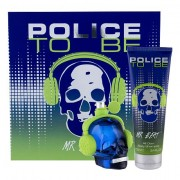 Police To Be Mr Beat confezione regalo eau de toilette 75 ml + doccia gel 100 ml per uomo