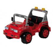 Jeep electric cu doua locuri Touareg Rosu
