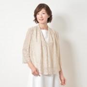 東京ソワール レース使い2スタイリングトッパー【QVC】40代・50代レディースファッション
