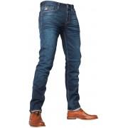 Vanguard Jeans V7 Rider Pure Blue - Blau W 33 - L 32