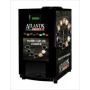 Atlantis 7 Options Tea Coffee & Soup Vending Machine 3 Cups Coffee Maker(Black, Grey)