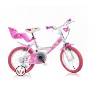 "Dječji bicikl Little Heart 16"" - rozi"