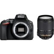 Nikon D5600 + 18-140mm VR - Manuale ITA - 2 Anni Di Garanzia In Italia