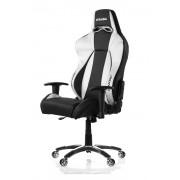 AKRacing Premium V2 Gaming Chair Black/Silver AK-7002-BS