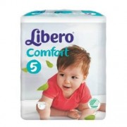 Libero Comfort 5 - 10 à 14 kg - Paquet de 50 langes