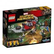 Lego super heroes l'attacco del ravager 76079