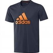 póló adidas AEssentials Logo Tee X21240
