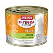 Animonda Cat Integra Protect Nieren konzerv, pulyka 200 g